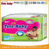 Fraldas para bebé descartáveis de alta qualidade em África Markeet