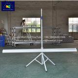 """販売のためのスクリーンの中国のX-Y製造業者100の""""三脚プロジェクタースクリーン"""