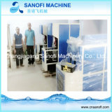 Semi Automatic Fart Mineral Plastic Toilets Bottle Blowing Moulding Machine