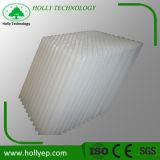 De beste Economische Materiële KoelToren van pvc vult de Plastic Hexagon Verpakking van de Honingraat Packing/PVC