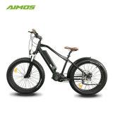 وسخ كهربائيّة درّاجة إطار العجلة سمين مركزيّ [دريف موتور] درّاجة كهربائيّة