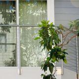미국 별장 케이블 방책 발코니 난간 스테인리스 방책 디자인