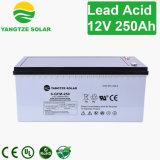 Potência Yangtze 12V 250 Ah Bateria energia UPS