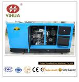 20kw-160kw de lage die Diesel van de Consumptie met Dieselmotor Lovol wordt geplaatst