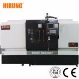 Inclinación horizontal de metal de nivel superior de la cama máquina de torno CNC (EL52)