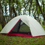 Persona 2 3 tende di campeggio Backpacking del silicone Ultralight di nylon di stagione 15D