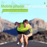 Novo Desporto executando o braço Caso Telefone Pacote Jogging Ginásio Bolsa fita impermeável Universal para 6 Bolsa Carteira de Telefone móvel