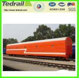 C80b из нержавеющей стали с открытым верхом вагон для угольной промышленности