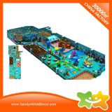 Novo design do oceano Macia playground coberto