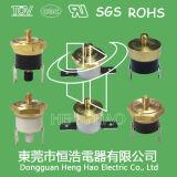 Protetor térmico para potenciômetros elétricos da água