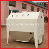 Pré-filtro do paddy moderna máquina Série Tcqy, máquina de limpeza da peneira do Tambor