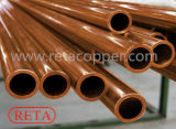 China Factory de tipo K, tipo L, tipo M em linha reta do tubo de cobre