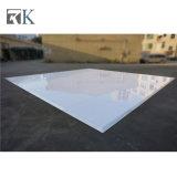 Rk usine fabricant plancher de danse en bois avec châssis en aluminium