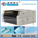 Macchina per incidere di plastica del laser del tessuto medico dei materiali di consumo