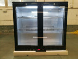 Dispositivo di raffreddamento posteriore della barra con il doppio portello di vetro aiutato ventilatore del sistema di raffreddamento fatto in Cina