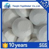 weißes Tablette oder Körnchen Dichloroisocyanuric saures Natriumsalz SDIC