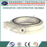 """ISO9001 /Ce/SGS 14 """" 단 하나 벌레 기어 회전 드라이브"""
