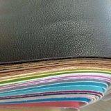 袋および靴Hsk002のための極度の手感じPUの革