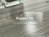 3D Gebogen Hitte die de Volledige Omvatte Aangemaakte Beschermer van het Scherm van het Glas voor P9 de Toebehoren van de Telefoon buigen Huawei