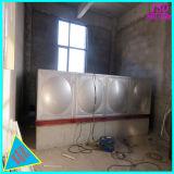Fornecedor de China com o tanque de água do aço inoxidável de preço de fábrica