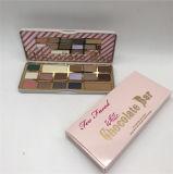 De goede Kwaliteit zag ook Kosmetische Witte Chocoladereep 16 van de Make-up Kleuren onder ogen
