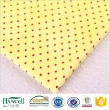 Polyester Minky Samt 100% für Baby-Zudecke