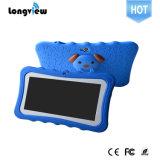 Tablette PC duelle de 7 de pouce de quarte de faisceau d'OEM appareils-photo de WiFi pour des gosses
