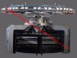Aprire la singola macchina per maglieria circolare lavorata a maglia la Jersey dei tessuti di larghezza