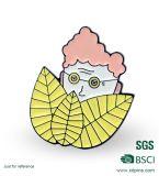 Custom Cute Cartoon мягкой эмали металлический штырь эмблему для поощрения