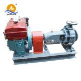 Pompe à eau centrifuge horizontale d'aspiration de fin de moteur diesel