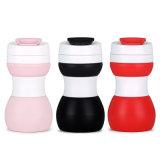 Custom экологически безвредные Leak-Proof многоразовые съемные поездки чашки кофе с крышкой