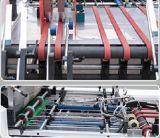 Verificación automática de parches de tejido de la ventana de la máquina