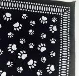 犬の足はカスタマイズされたロゴのスカーフのヘッドスカーフを印刷する
