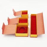 Самая лучшая продавая изготовленный на заказ коробка бумаги ручного черпания (J63-E2)