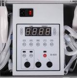3 Boxy en 1 máquina fría caliente de la elevación de cara del martillo de los bio guantes mágicos galvánicos de Microcurrent