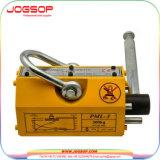 Gerbeur magnétique 1000 kilogrammes - 2200 livres d'aimants d'élévateur - acier soulevant Pml-10 - grue