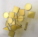 Piatto del diamante di 6*6*0.3 Hpht con il buon piatto del diamante del monocristallo di prezzi