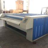 (&Gas eléctricos y del vapor que calientan potencia) Flatwork Ironer para el lavadero comercial trabaja a máquina a minorista