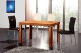 Tabella costruita mobilia di legno solido dell'impiallacciatura del salone della mobilia della sala da pranzo