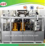 Contenedor de la producción de garrafa de plástico que hace la máquina de moldeo por soplado Proveedor
