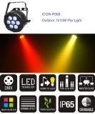 La luz de la par con la función impermeable para la fase/Party/discoteca/KTV/discoteca