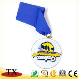 Fabrik-Badge kundenspezifische Metallpolizei