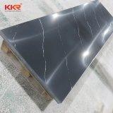 Strato di superficie solido nero della fabbrica 12mm della Cina