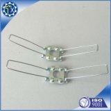 LED 천장 램프 스포트라이트를 위한 유형 봄 클립을 각인하는 금속