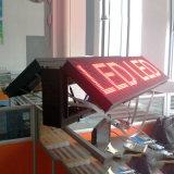 Extérieur fixe Affichage LED double face de la publicité Player P4 LED écran LED de service avant