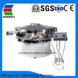 De ultrasone Separator van het Trillende Scherm voor Natrium Polyacrylate of Meststoffen