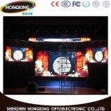 Faible consommation électrique P6 à haute luminosité plein écran LED de couleur