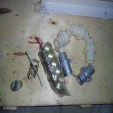 Pompa per calcestruzzo della gomma piuma in Naac Blcok concreto che fa pianta