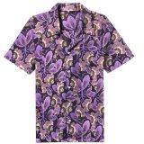 جديد وصول لباس بيع بالجملة رجال عرضيّ [دشيكي] قميص من الصين صاحب مصنع