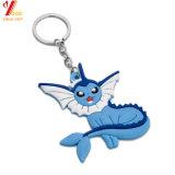 Customed Firmenzeichen Kurbelgehäuse-Belüftung Keychain, Belüftung-Schlüsselring für Förderung-Geschenk